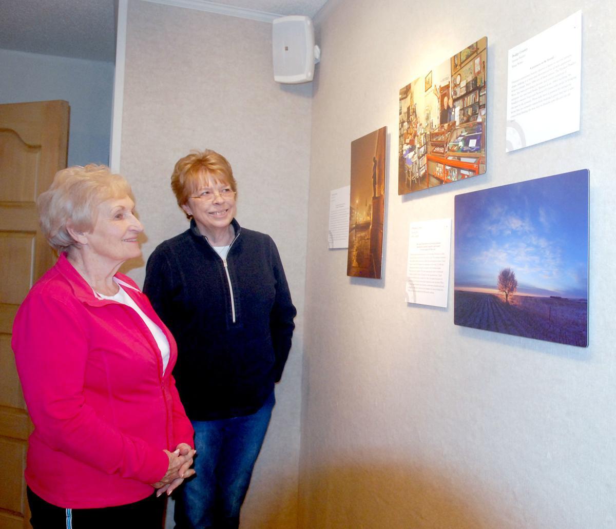 Bridges - Hildegarde center exhibit