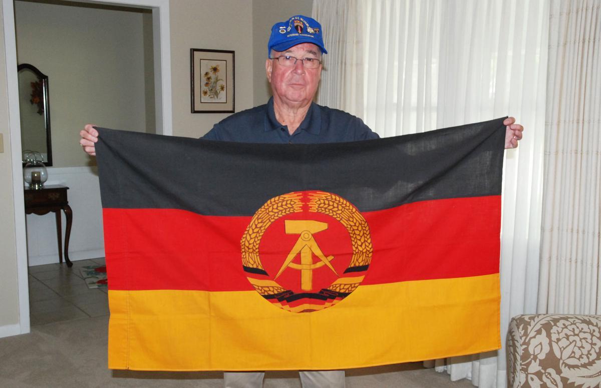 Vern remembers Berlin