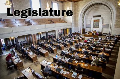 Legislature graphic
