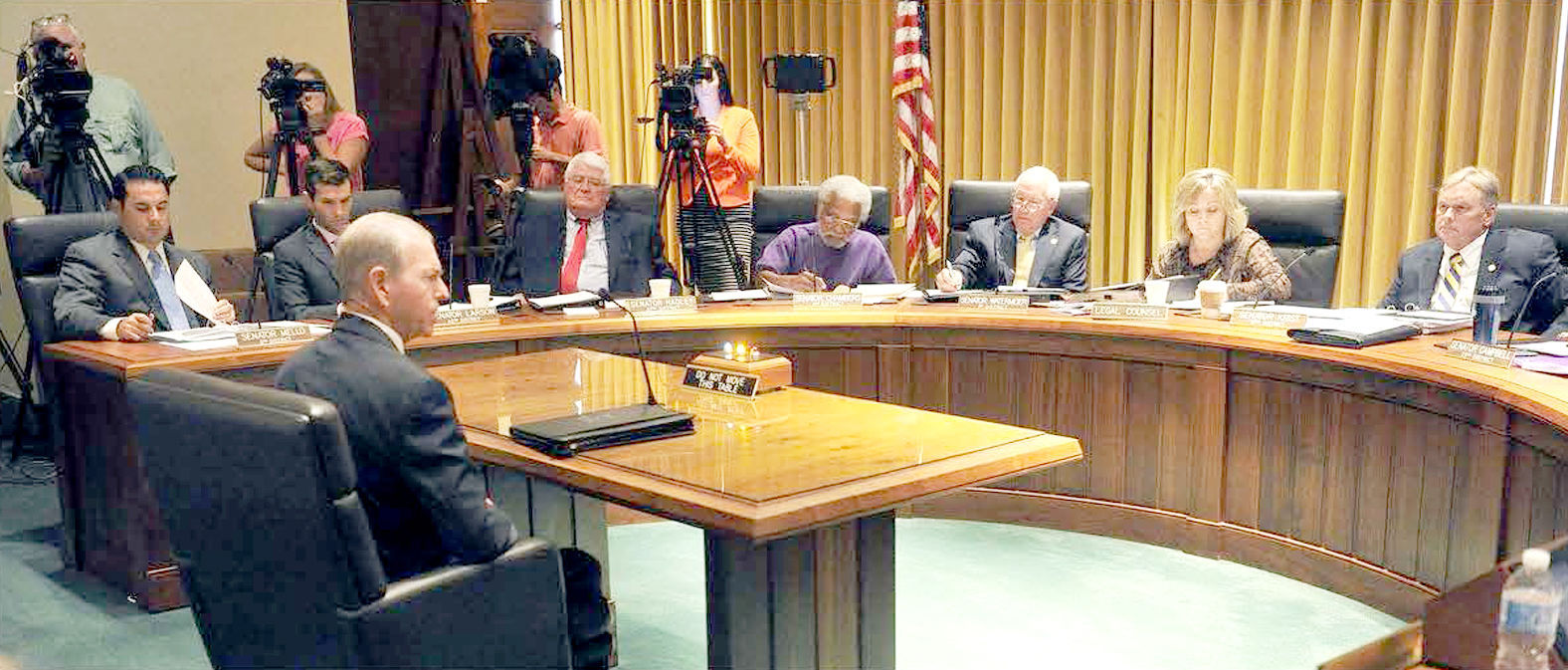 Kintner given one more chance to resign