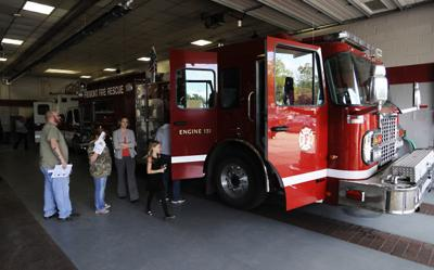 Fremont Fire Open House