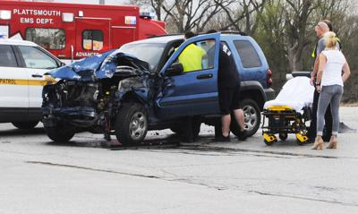 Wednesday accident sends one person to hospital | News
