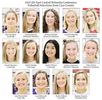 2019 All-East Central Nebraska Conference Volleyball Selections