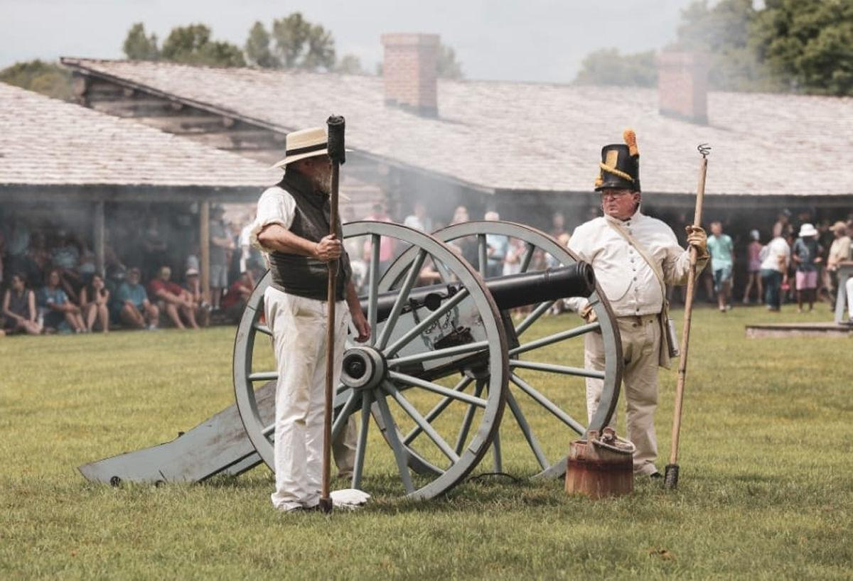 Fort Atkinson Living History Weekend