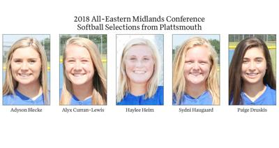 2018 All-EMC Softball Selections from Plattsmouth