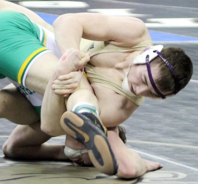 Brady Knott first round photo 1