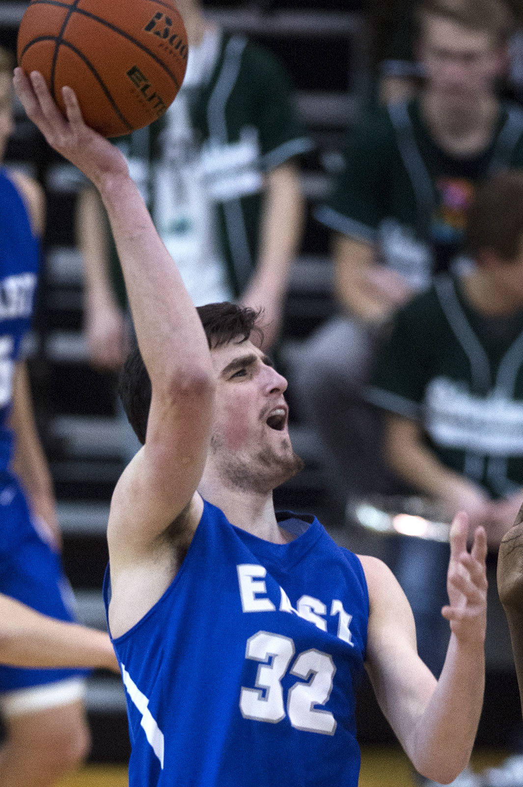 Lincoln East vs. Lincoln Southwest, boys hoops, 2/9/18