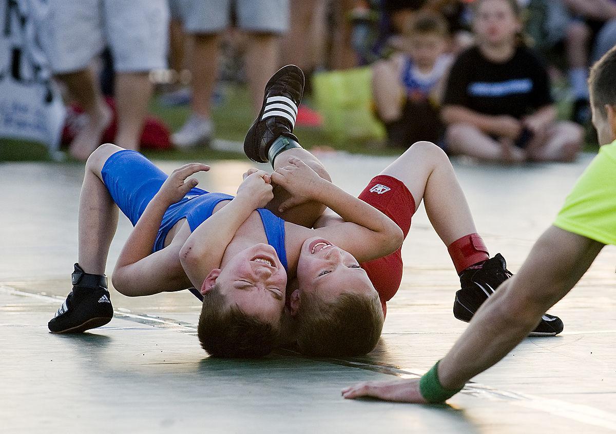 Wrestling, Mayhem at Midland, 6.20.15