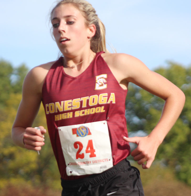 Bella Hogue qualifies for state