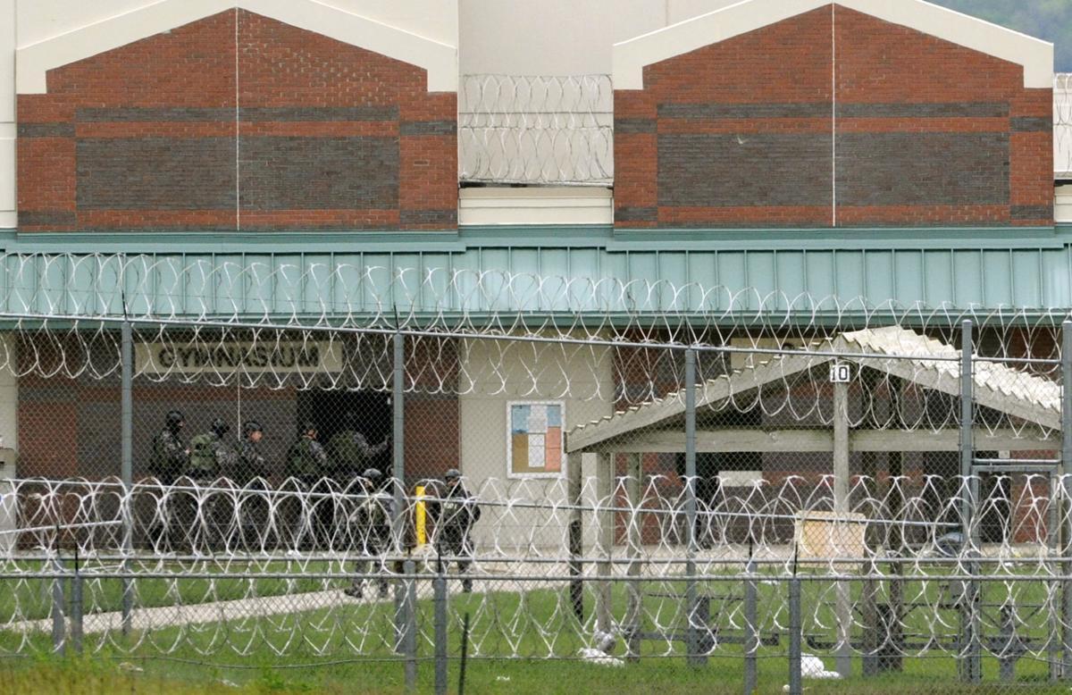 Tecumseh prison