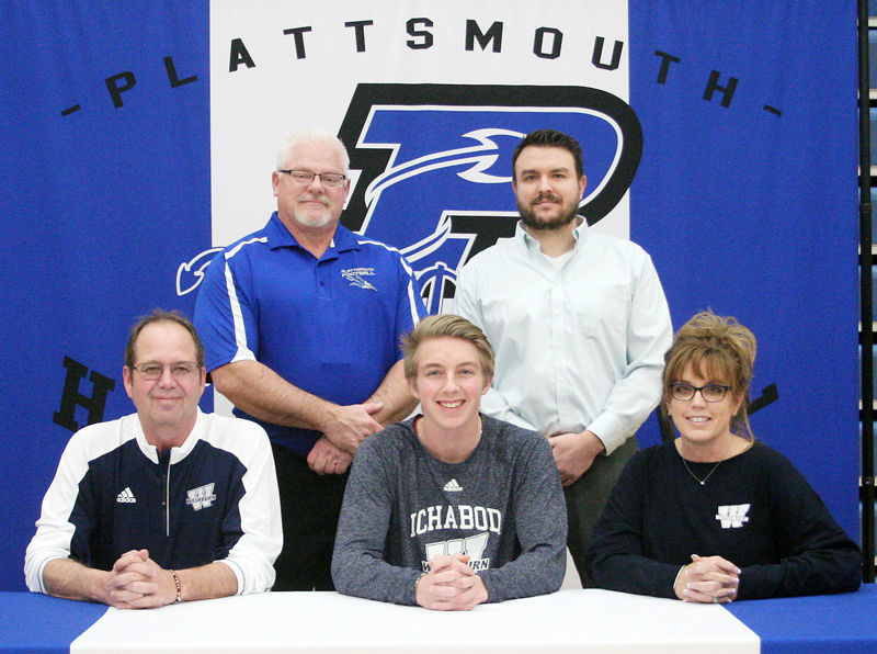 Kirkland Haswell signs with Washburn football