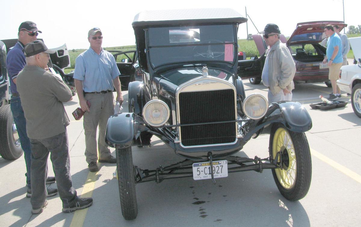 Naz Nationals old car
