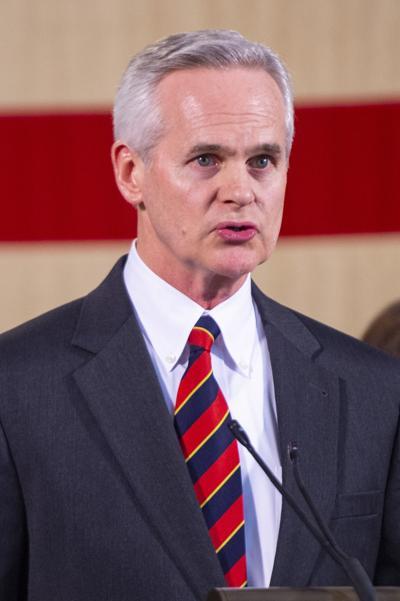 Lt. Gov. Mike Foley