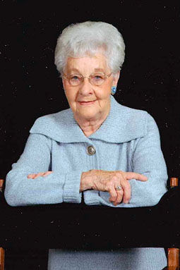 90th birthday: Mildred Walkenhorst Koopman