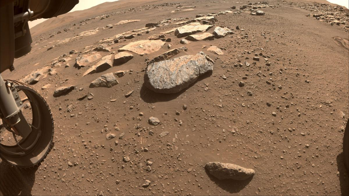 Perseverance rover readies for another sampling attempt on Mars