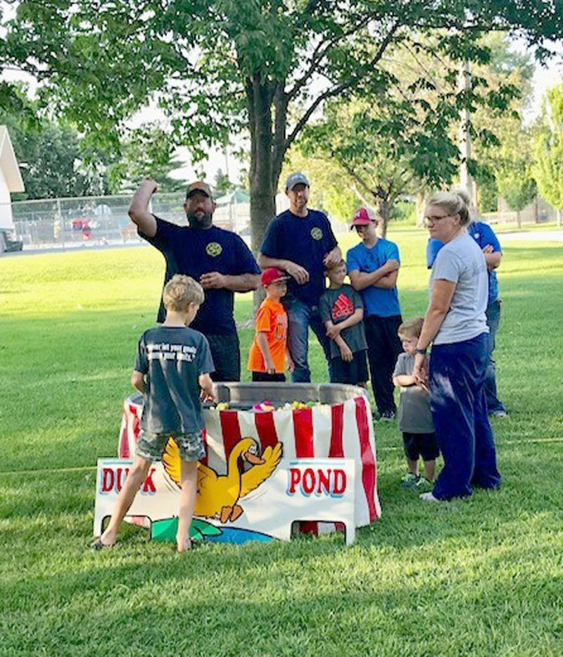 National Night Out in North Bend 2