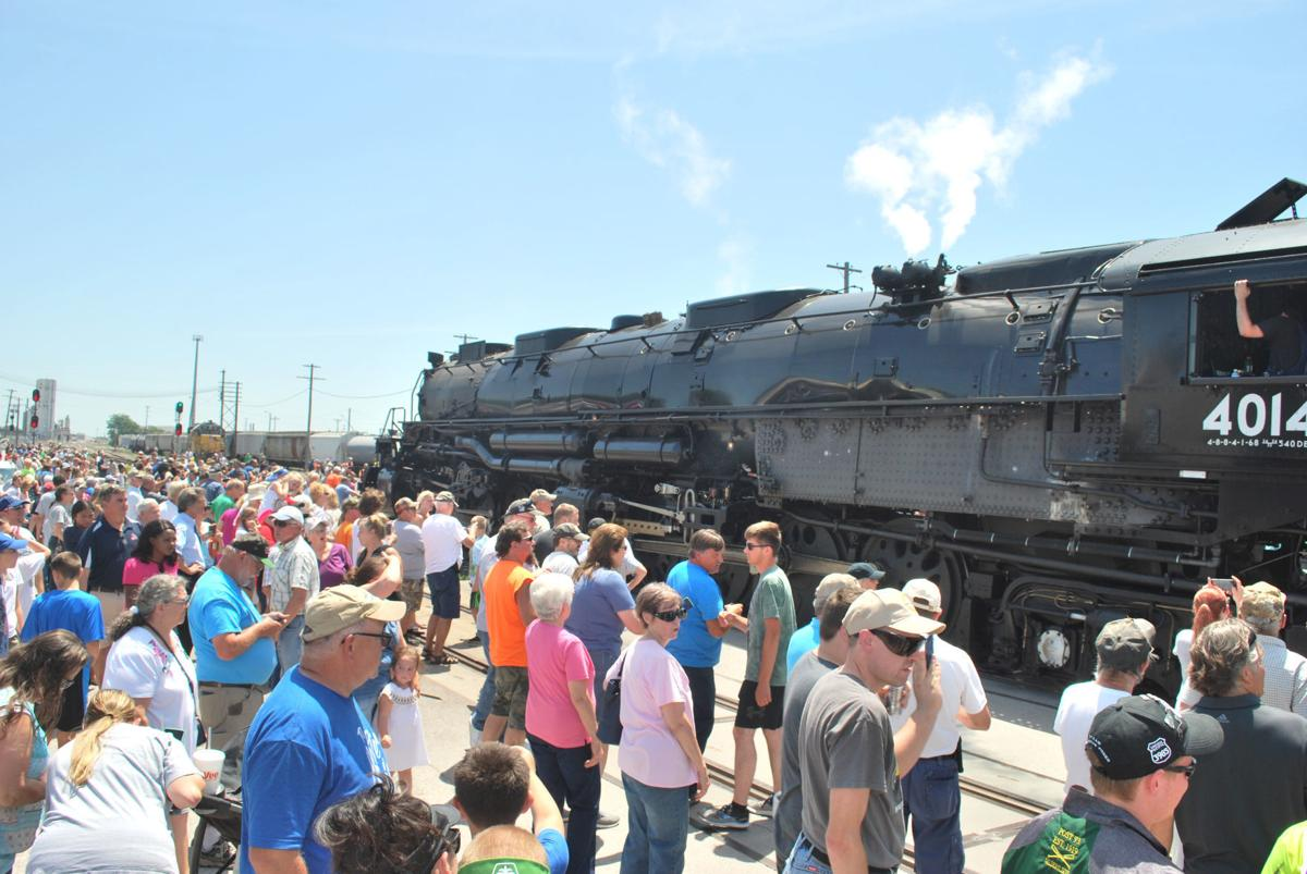 Union Pacific Big Boy No. 4014