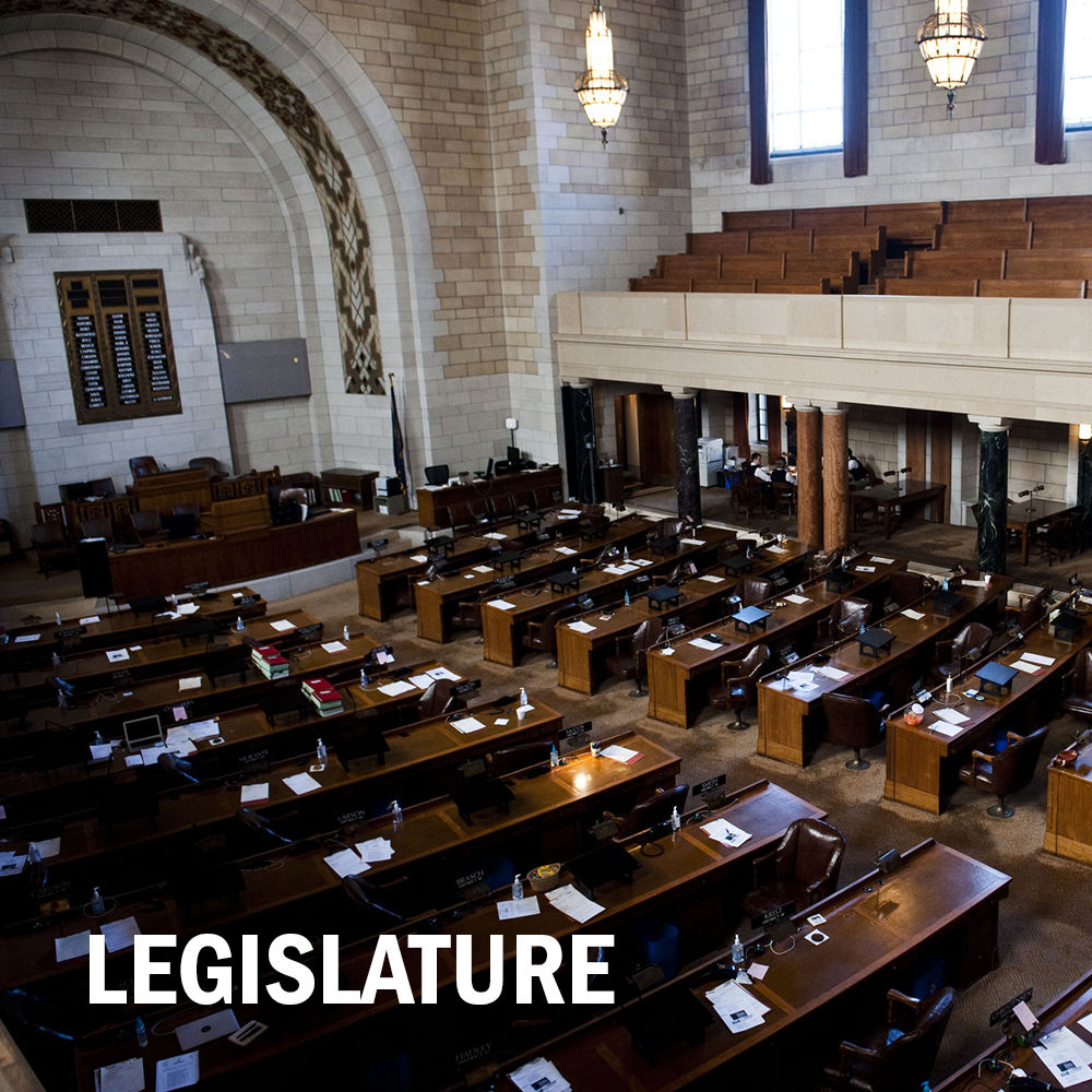 Legislature logo