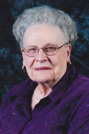 90th birthday: Erma Trisler