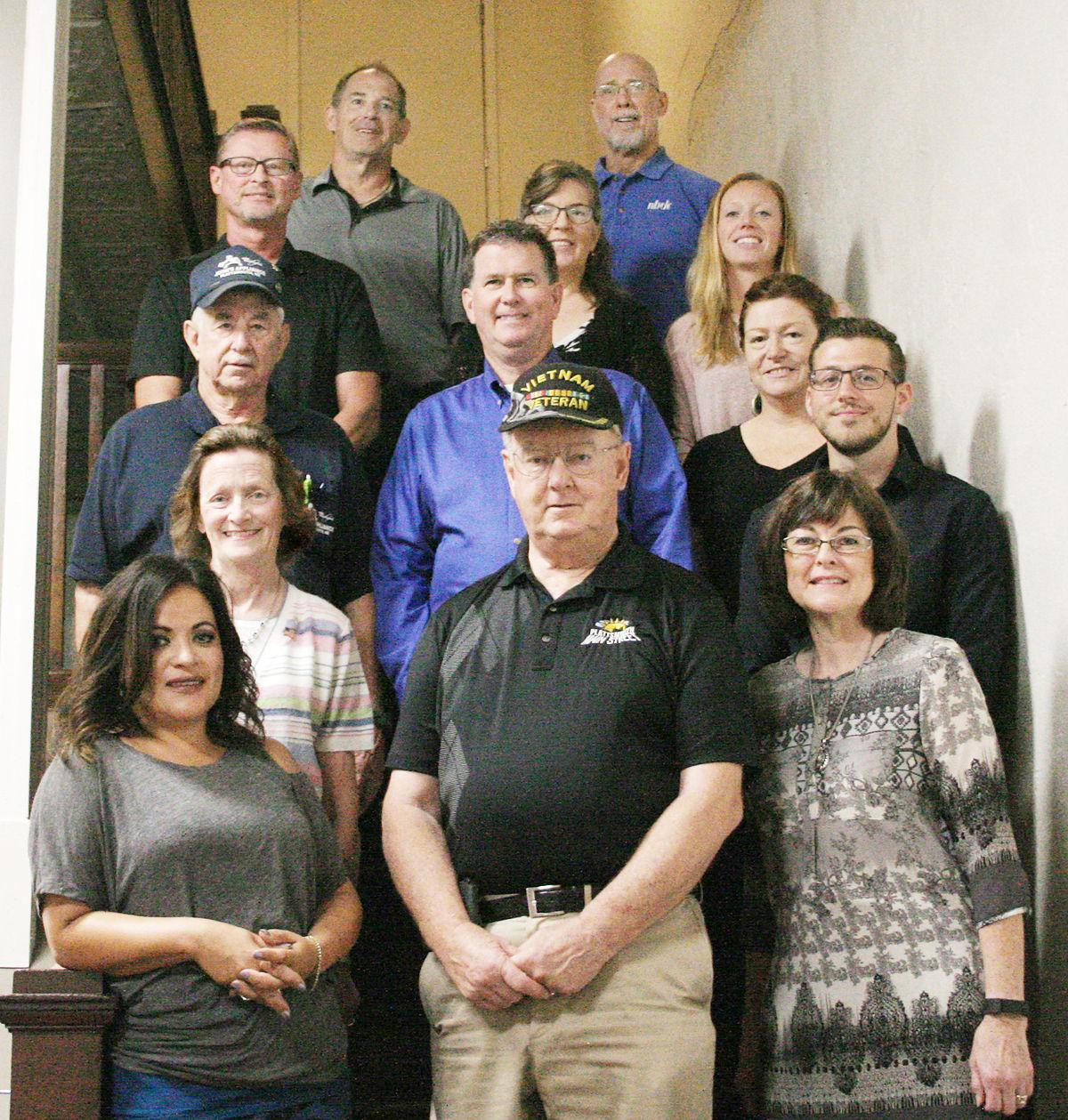 Cass County Green Business Project participants