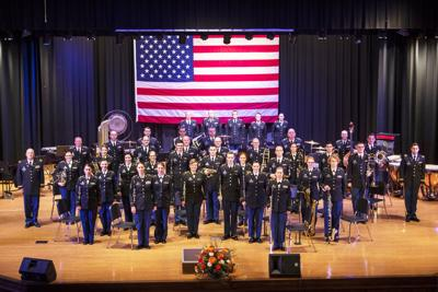 43rd Army Band Veterans Concert