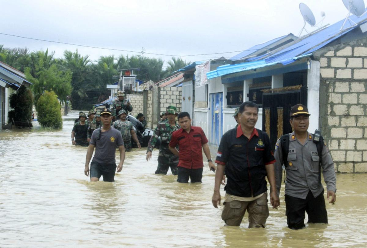 Indonesia Flash Flood