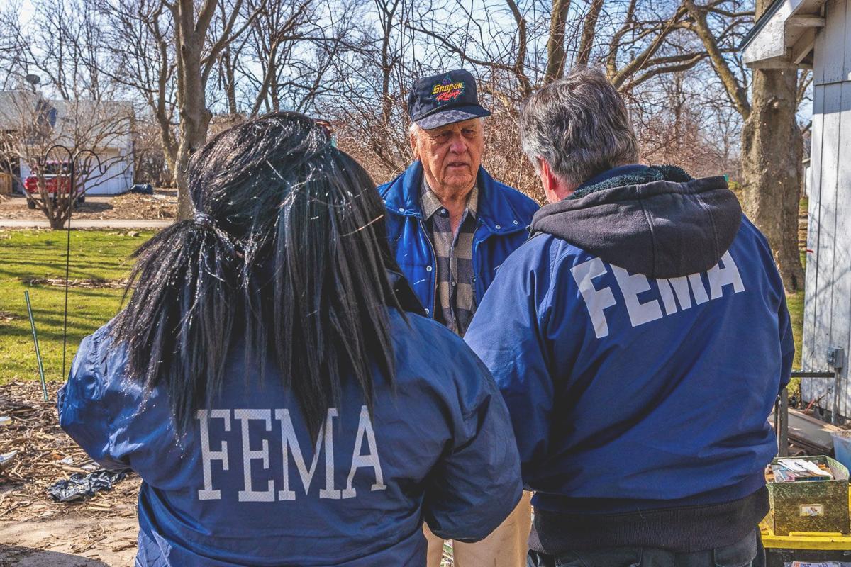 FEMA DSA1
