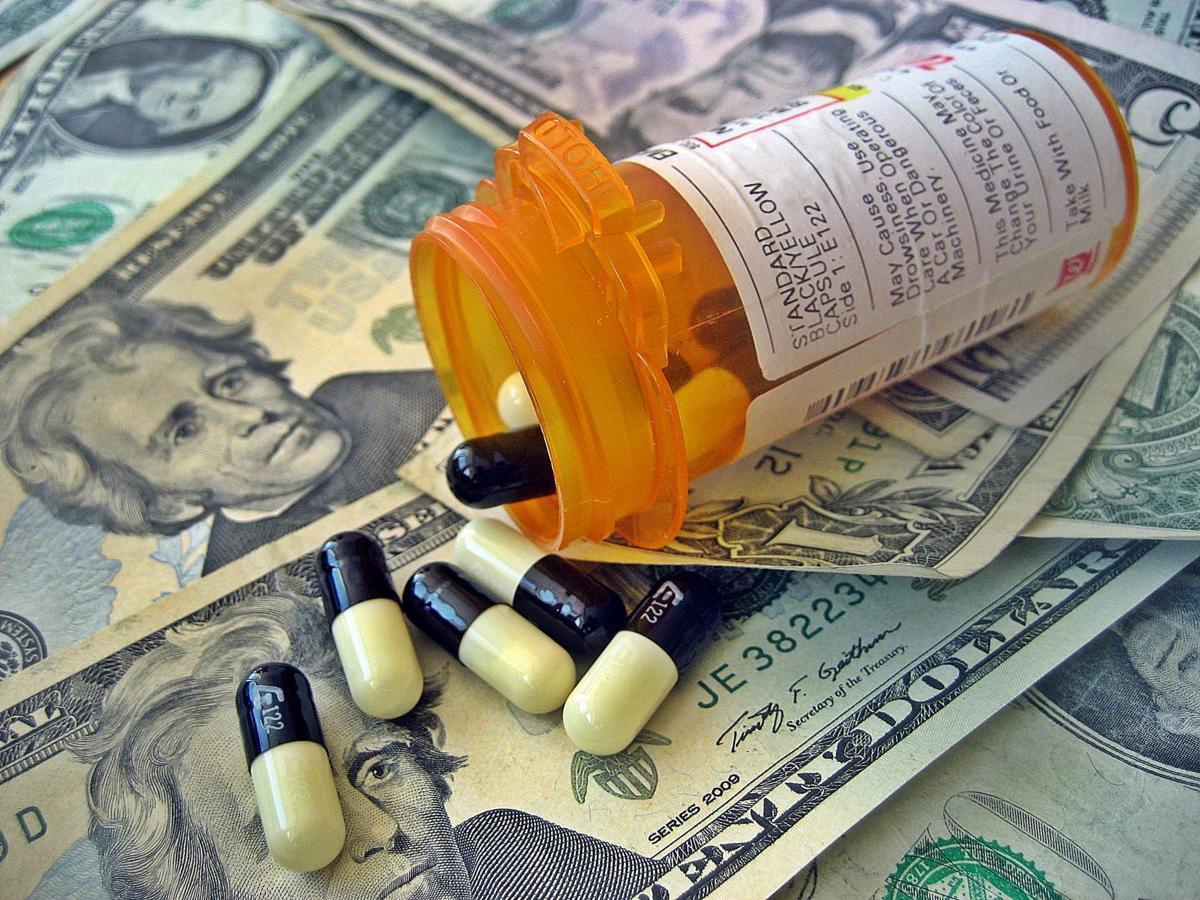 Prescription and cash