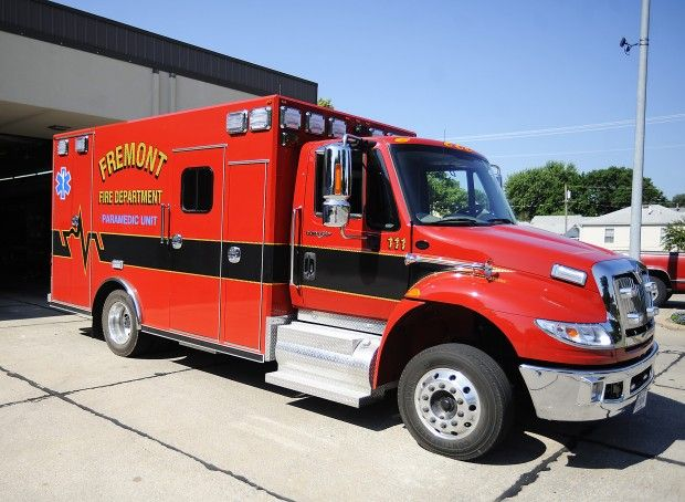 Ffd Goes Heavy Duty With New Ambulance