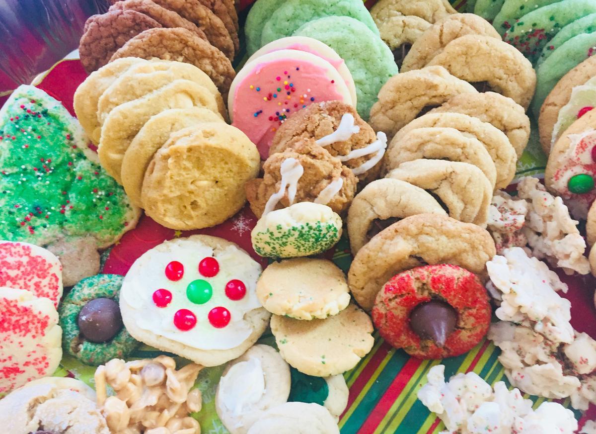 First Congregational Church cookies