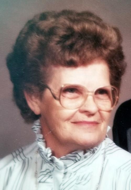 Maxine E. (Carlson) Ibsen