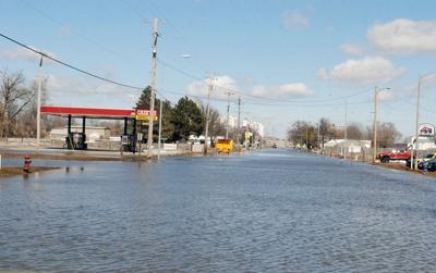 PHOTOS: South Fremont Flooding, 3.15.19