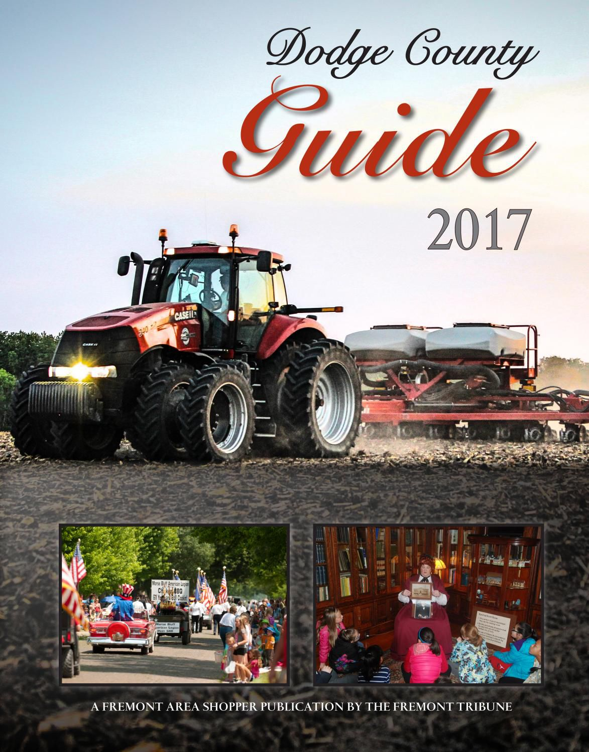 Dodge County Guide - 072617