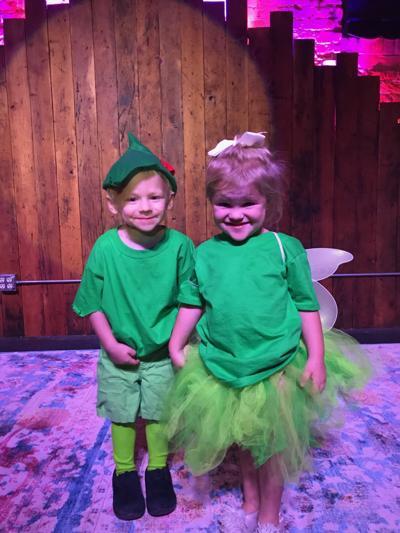 Halloween Hysteria Costume Contest