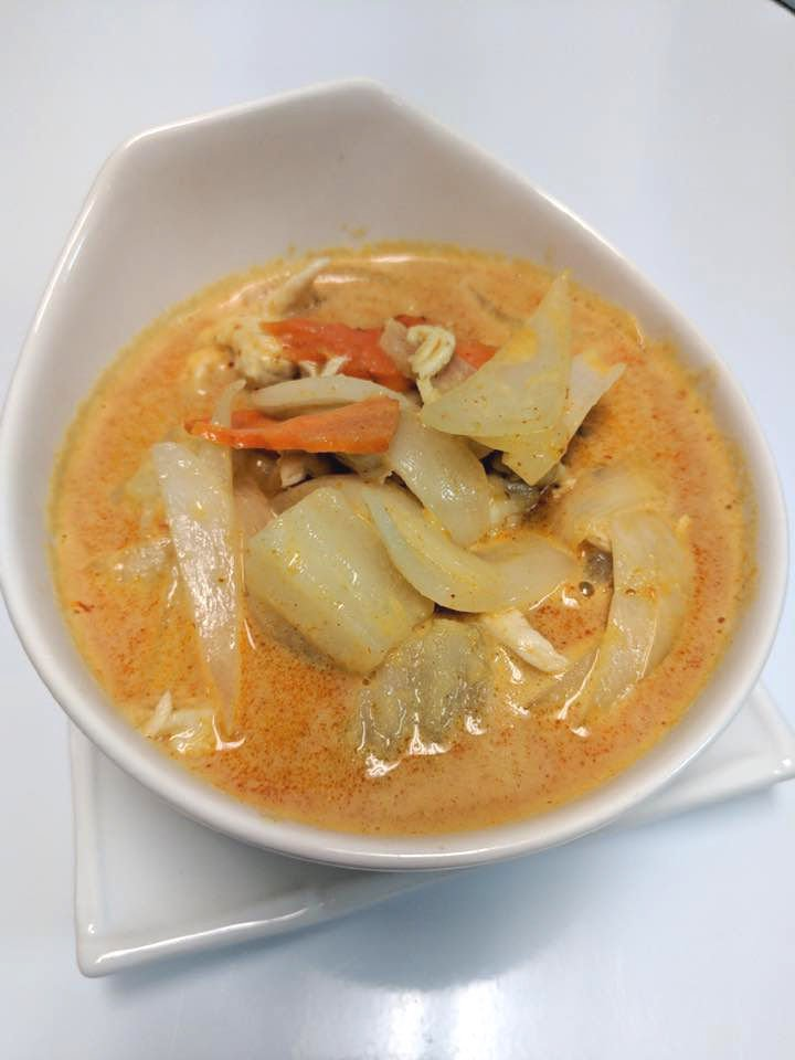 Thai By Thai Yellow Curry