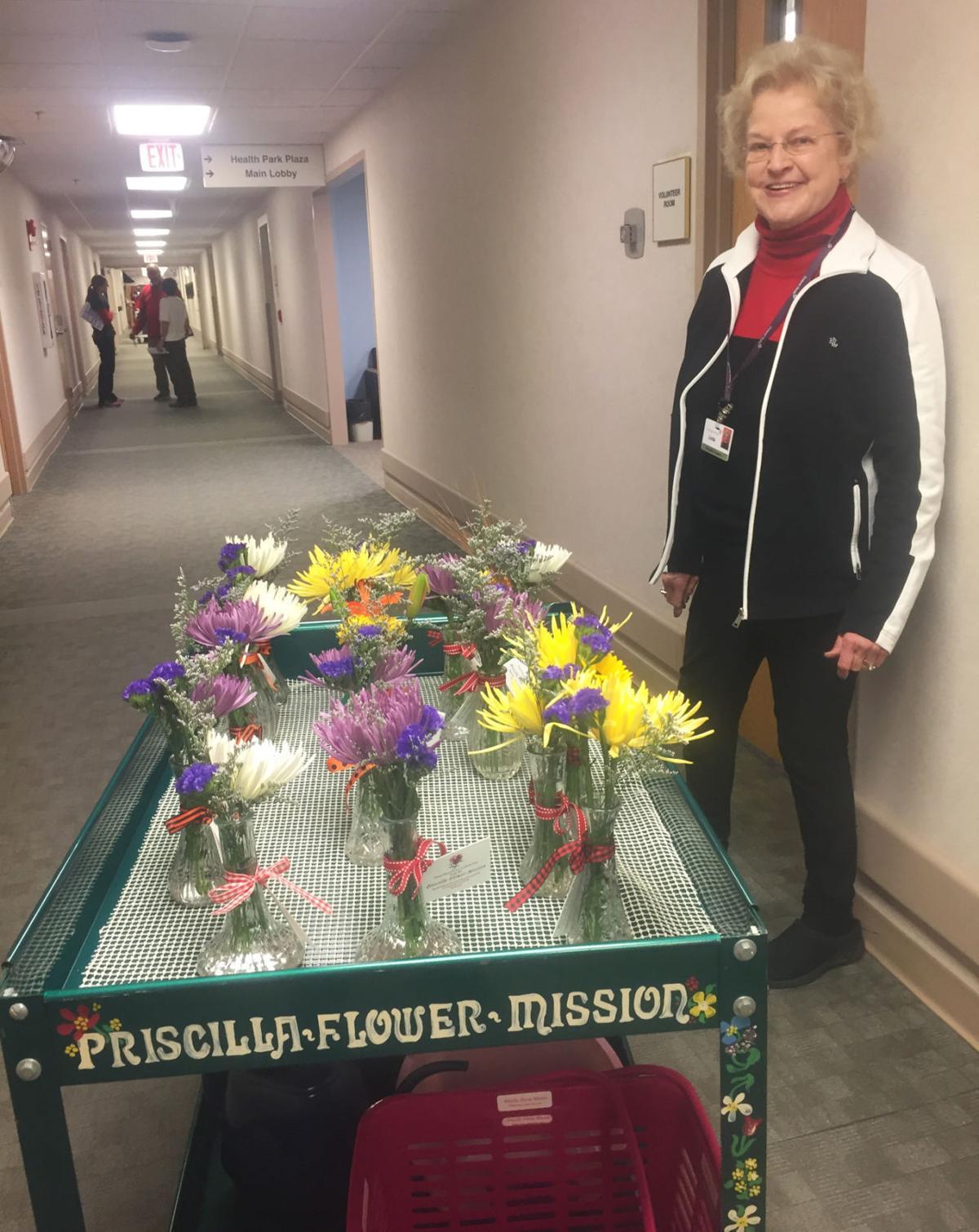 Priscilla Flower Mission