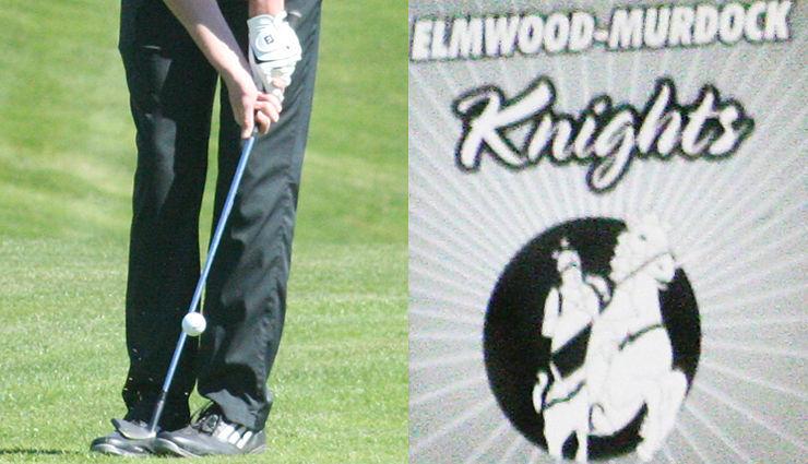 Elmwood-Murdock boys golf