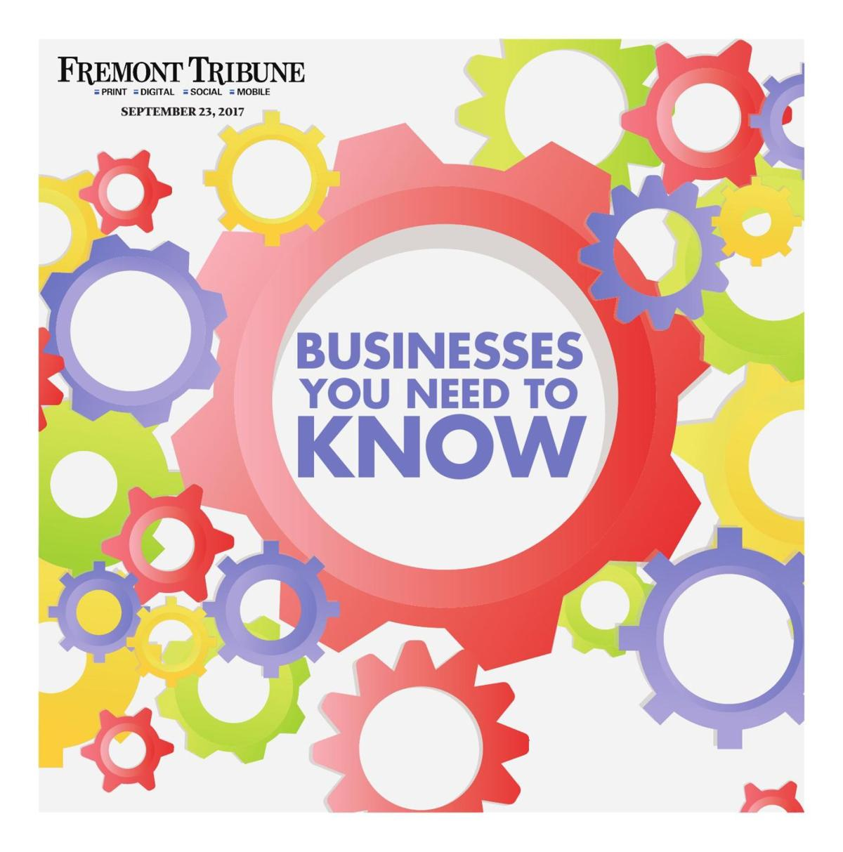 Businesses You Need to Know_092317