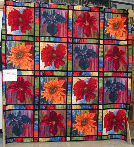Quilt display one of Dodge festival's big events | Local News