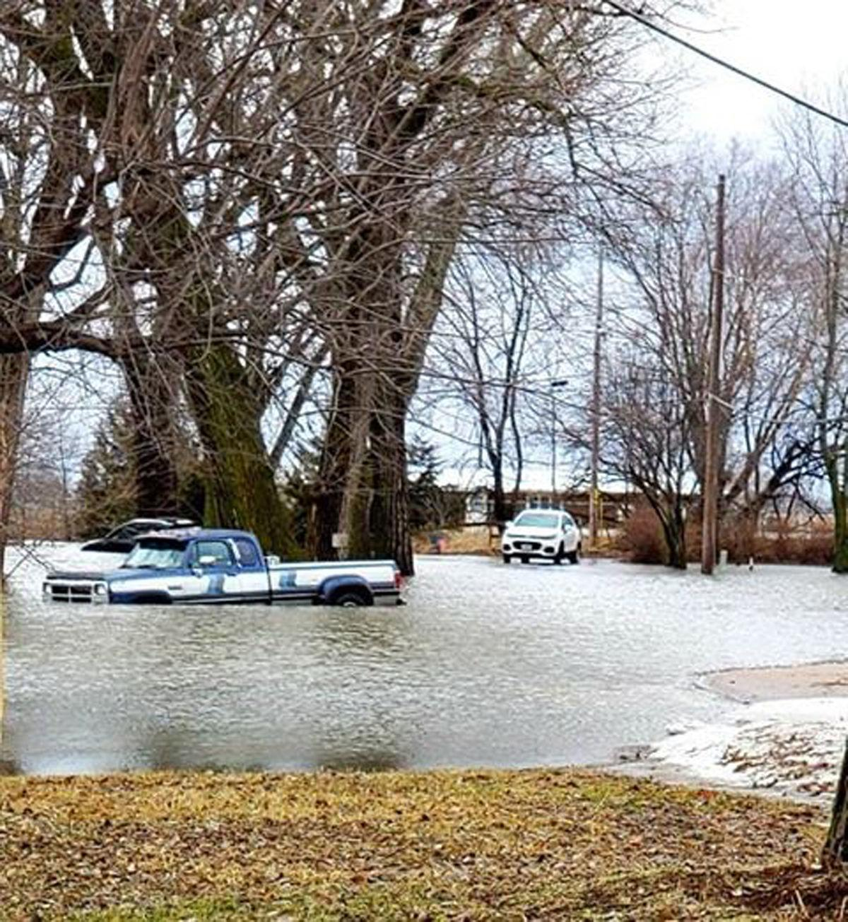 Ridge Road, Emerson Estates Flooding
