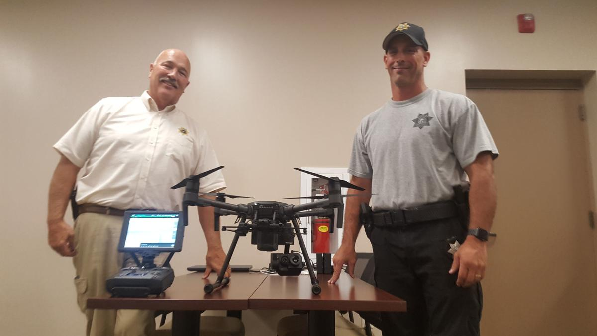 Dodge County Sheriff's Office Drone