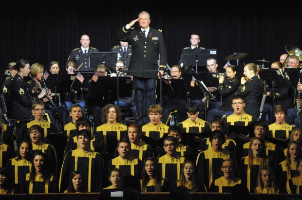43rd Army Band