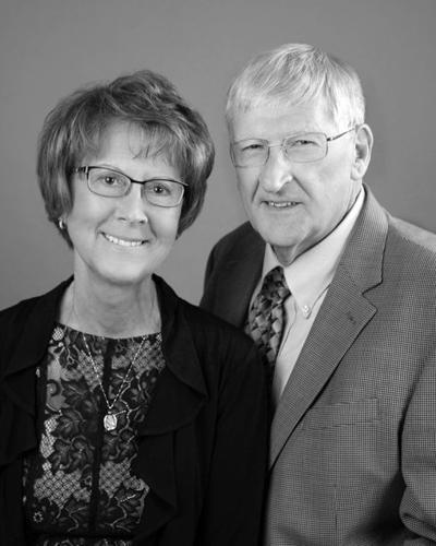George and Karen Robertson