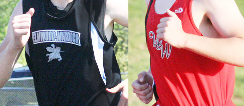Elmwood-Murdock and Weeping Water track and field 2018