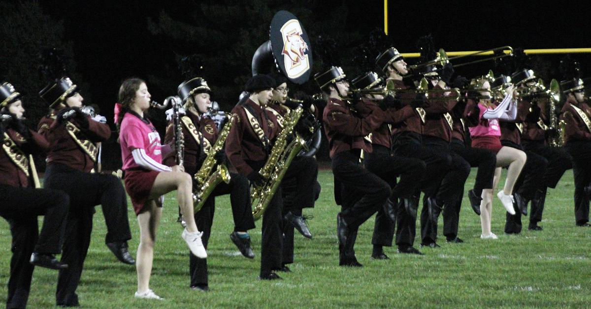Conestoga marching band photo 2