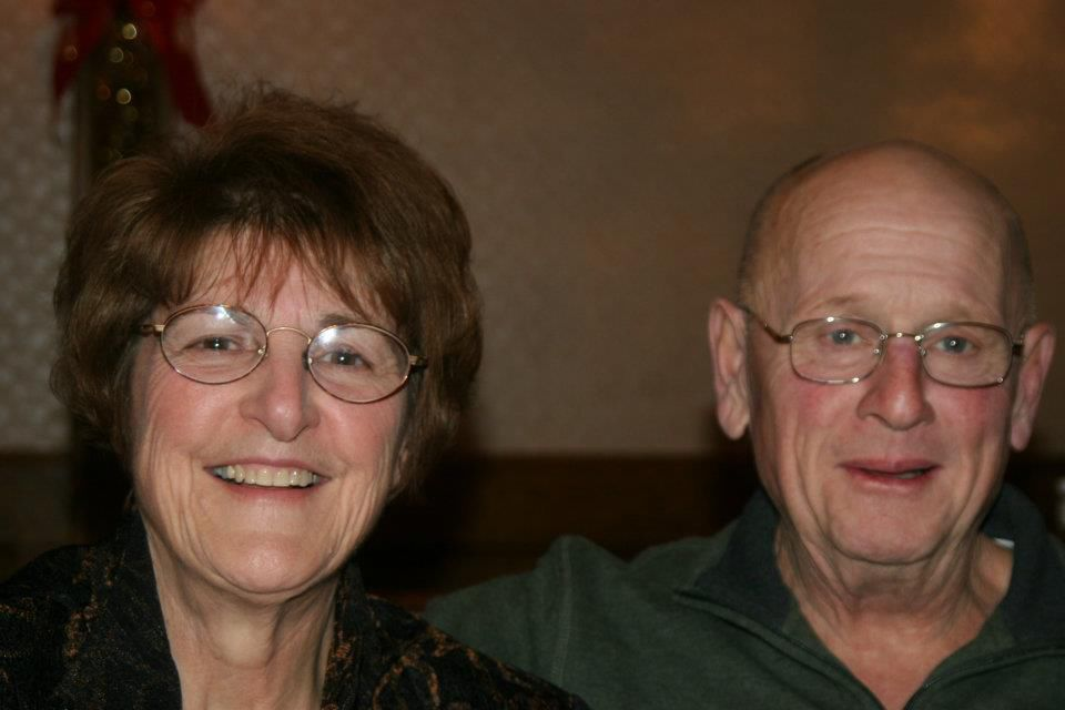Jack and Linda Buffington