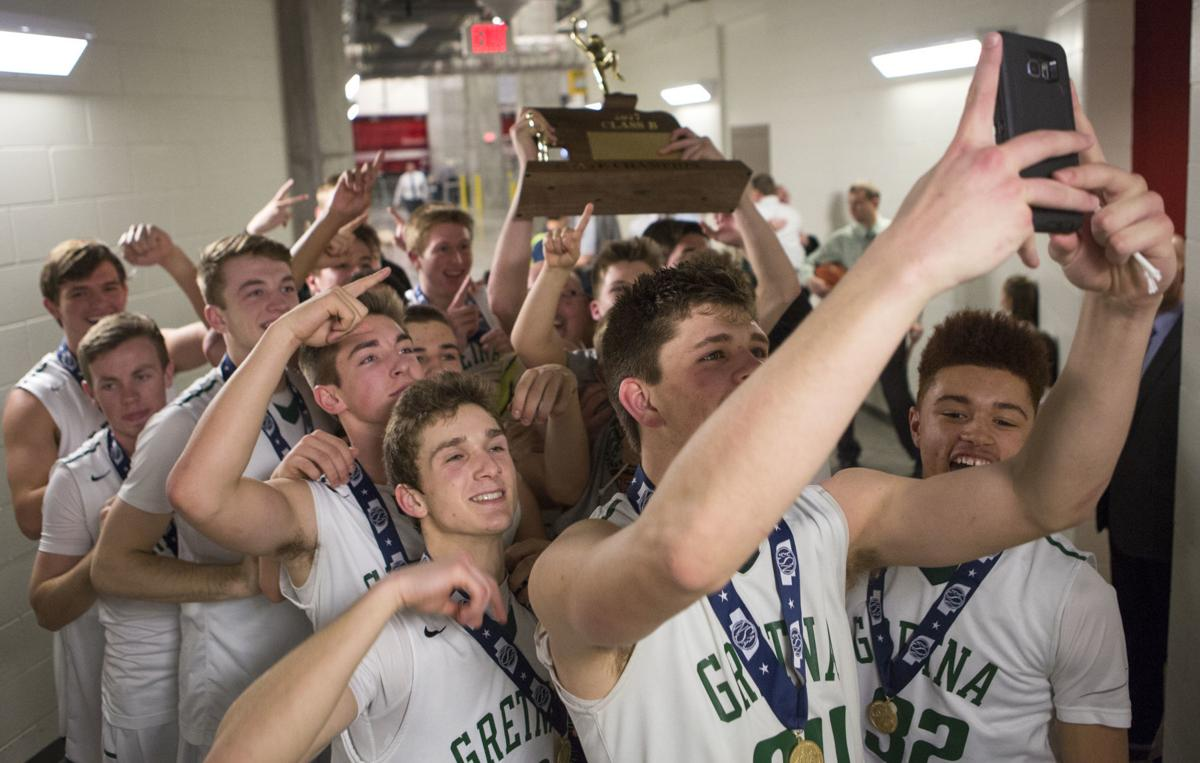 Class B final, Scottsbluff vs. Gretna, 3/11