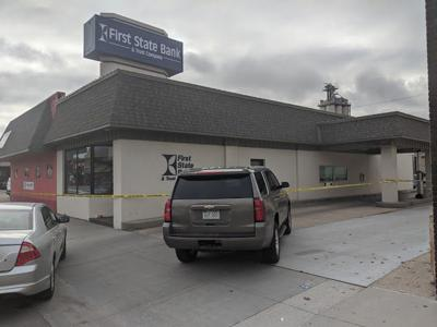 Situation at First State Bank and Trust downtown location
