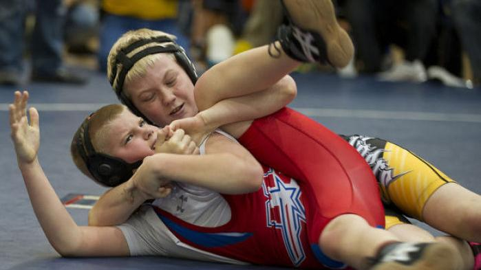 Photos: Youth wrestling, Fremont Wrestling Club Tournament