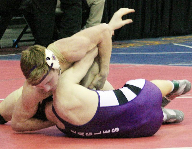 Spencer Warner in first round